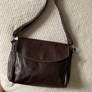 Roots Crossbody/ Messanger Bag